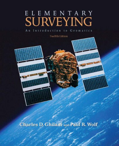 9780136154310: Elementary Surveying: an Introduction to Geomatics
