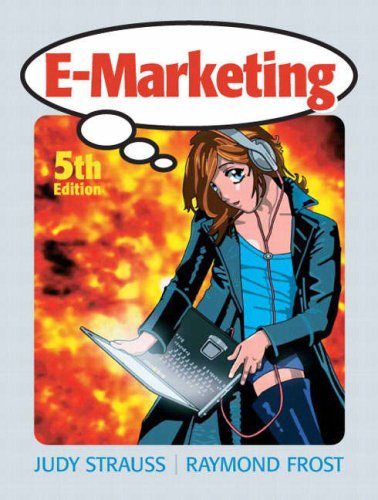 9780136154402: E-Marketing (5th Edition)