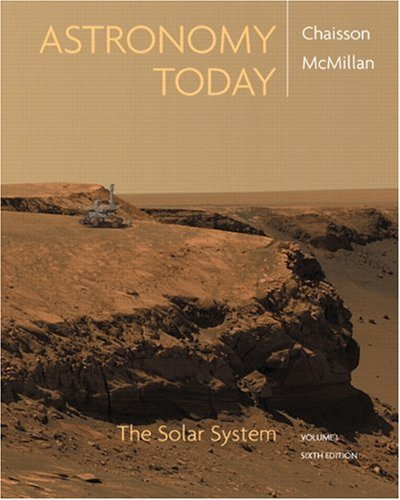9780136155492: Astronomy Today Vol 1: The Solar System (6th Edition)