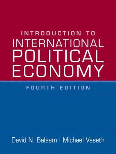 9780136155638: Introduction to International Political Economy (4th Edition)
