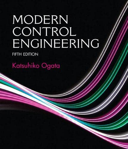 9780136156734: Modern Control Engineering (5th Edition)