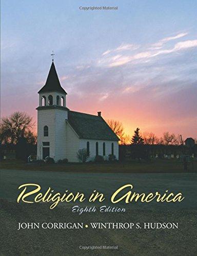 9780136158172: Religion in America (8th Edition)