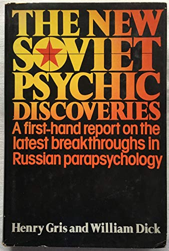 9780136158233: The New Soviet Psychic Discoveries