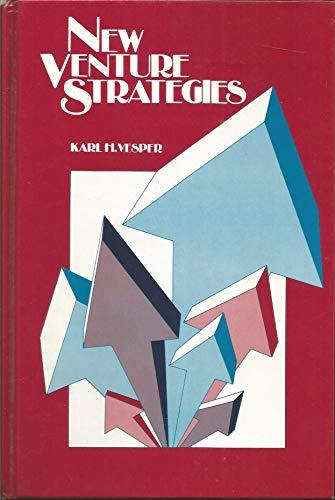 9780136159483: New Venture Strategies