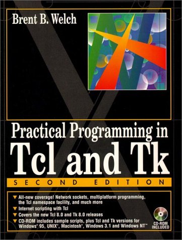 9780136168300: Practical Programming in Tcl and Tk