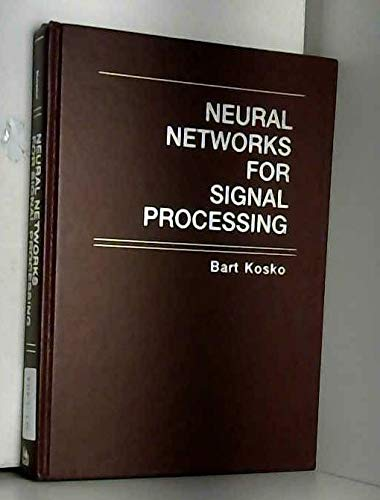 9780136173908: Neural Networks for Signal Processing: Vol II
