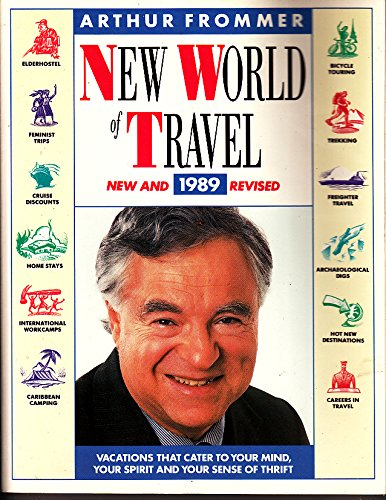 New World Travel89: McDonald, George; Frommer, Arthur
