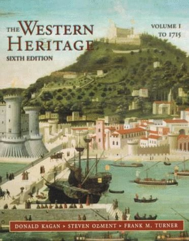 9780136174240: Western Heritage, The, Vol. I (to 1715; Chpts. 1-15)