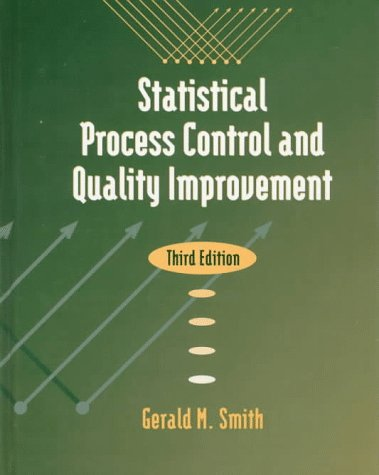 9780136178460: Statistical Process Control and Quality Improvement