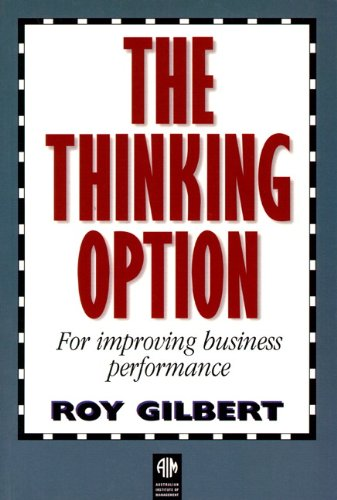 9780136180838: The Thinking Option