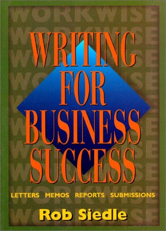 9780136180913: Writing for Business Success