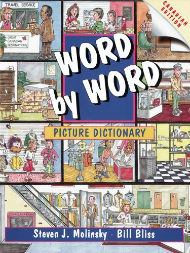 9780136186120: Word by word picture dictionary