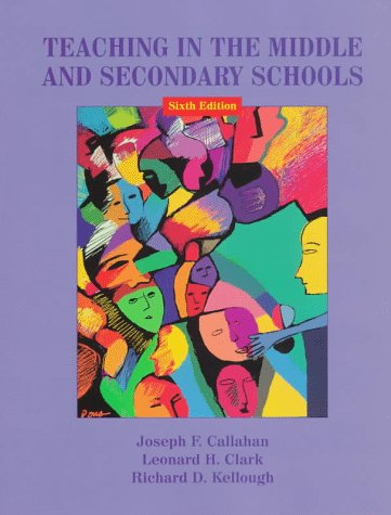 9780136210047: Teaching in the Middle and Secondary Schools