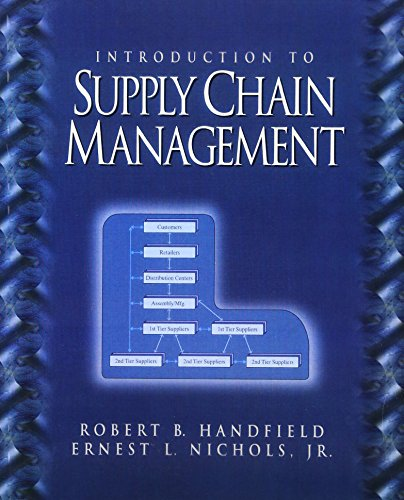 9780136216162: Introduction to Supply Chain Management