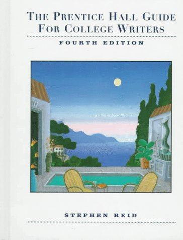 9780136218555: The Prentice Hall Guide for College Writers