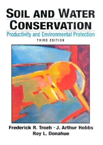 9780136222002: Soil and Water Conservation: Productivity and Environmental Protection (3rd Edition)