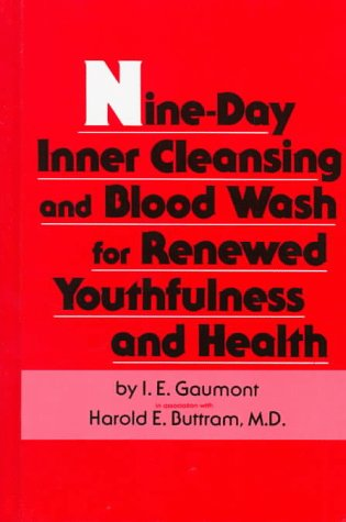 9780136225065: Nine-Day Inner Cleansing and Blood Wash for Renewed Youthfulness and Health