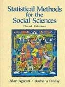Statistical Methods for the Social Sciences: Alan Agresti, Barbara