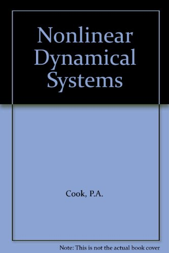 9780136232247: Nonlinear Dynamical Systems