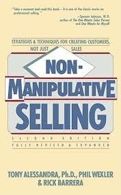 9780136233077: Non-manipulative Selling