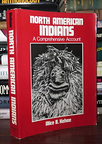 9780136236528: North American Indians: A comprehensive account