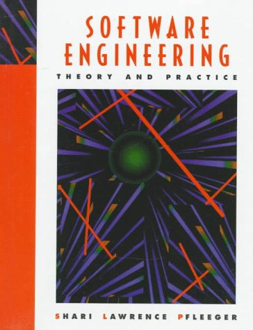 9780136248422: Software Engineering: Theory and Practice (An Alan R. Apt book)