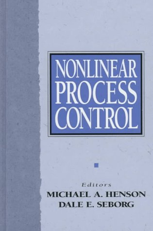 9780136251798: Nonlinear Process Control