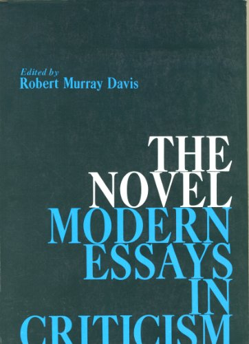 9780136253013: Novel: Modern Essays in Criticism