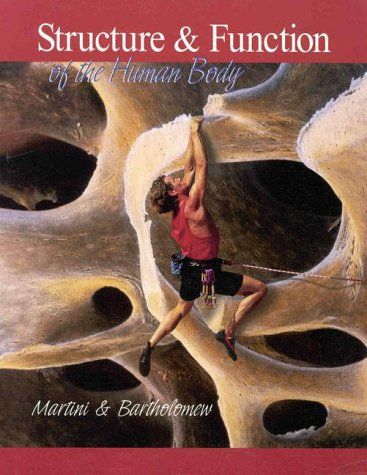 9780136253778: Structure and Function of the Human Body