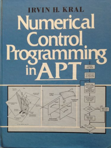 9780136265993: Numerical Control Programming in Apt