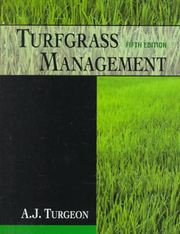9780136283485: Turfgrass Management