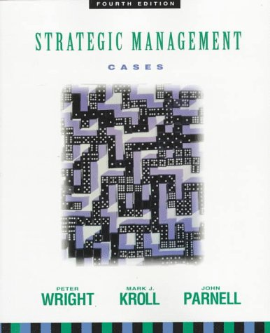 9780136288015: Strategic Management Cases