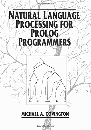 9780136292135: Natural Language Processing for Prolog Programmers