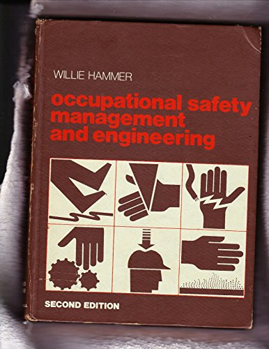 9780136294108: Occupational Safety Management and Engineering