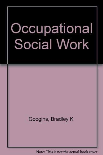 9780136294450: Occupational Social Work