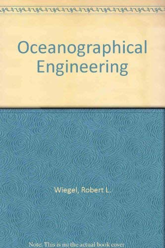 9780136296003: Oceanographical Engineering
