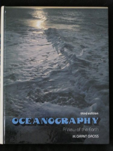 9780136296836: Oceanography: A View of the Earth