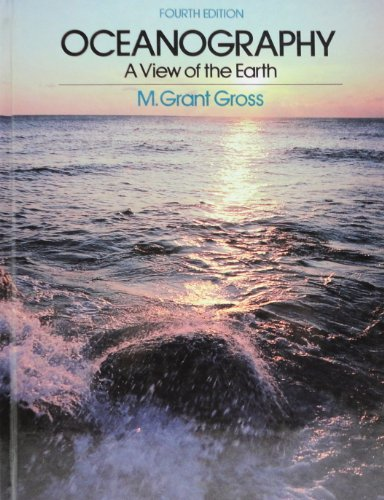 9780136296928: Oceanography: A View of the Earth