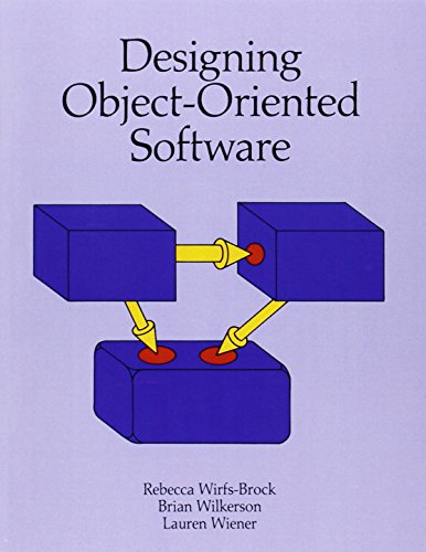 9780136298250: Designing Object-Oriented Software