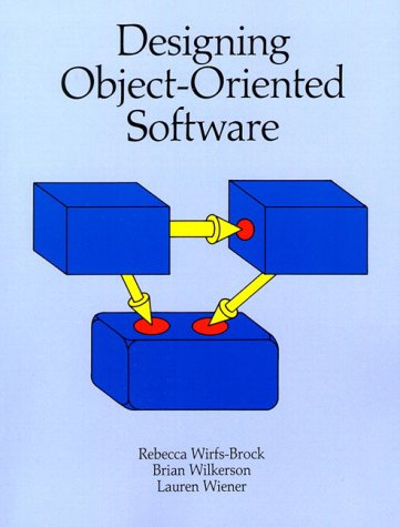 9780136298250: Designing Object: Oriented Software
