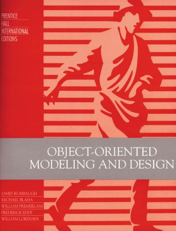 9780136300540: Object-Oriented Modeling and Design: International Edition