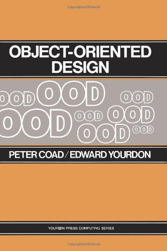9780136300700: Object Oriented Design (Yourdon Press Computing Series)