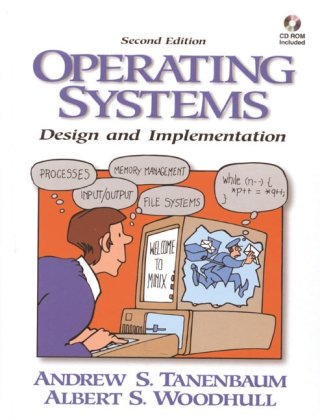 9780136301950: Operating Systems: Design and Implementation