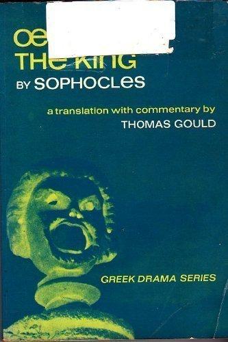 9780136304913: Oedipus the King (Greek Drama Series)