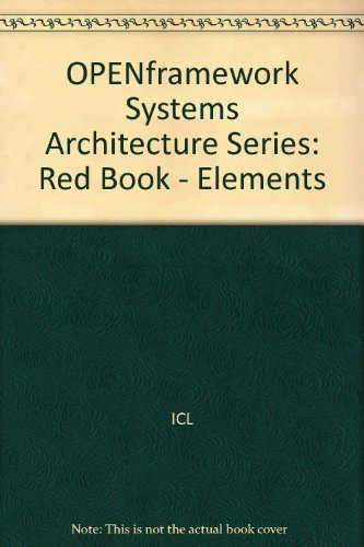 9780136305910: OPENframework Systems Architecture Series: Red Book - Elements