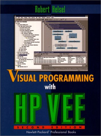 9780136317975: Visual Programming for HP-VEE (2nd Edition)
