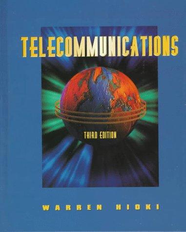 9780136320432: Telecommunications