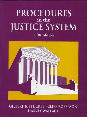 9780136335207: Procedures in the Justice System