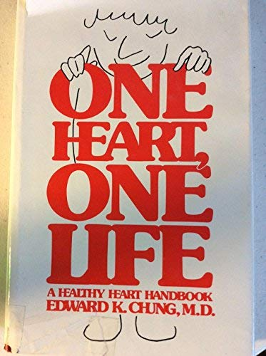 9780136346425: One heart, one life: A healthy heart handbook