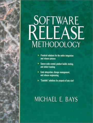 9780136365648: Software Release Methodology